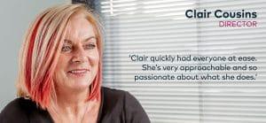 Clair Cousins